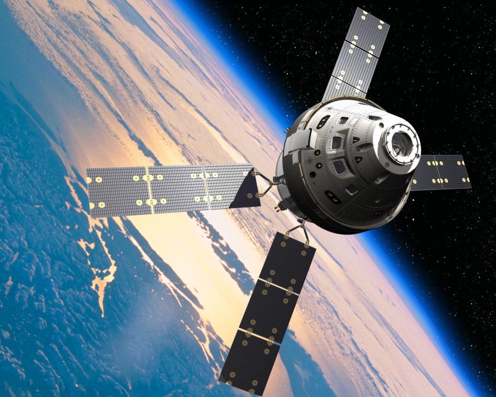 Lockheed Martin Orion illustration