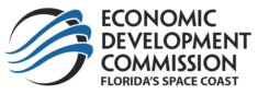 Economic Development Commission of Florida's Space Coast Logo