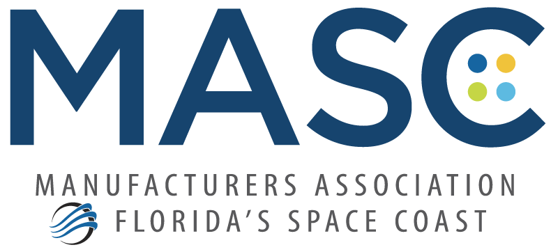 Manufacturers Association of Florida's Space Coast Logo