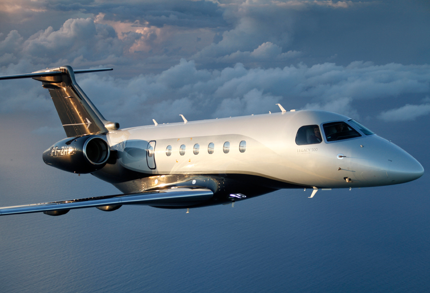 Embraer Executive Jets Legacy500