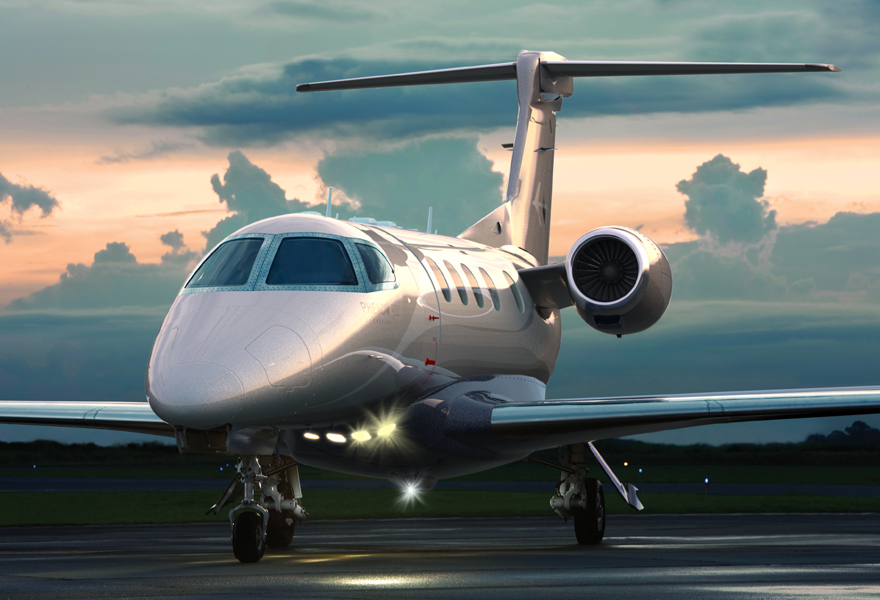 Embraer Executive Jets Phenom300